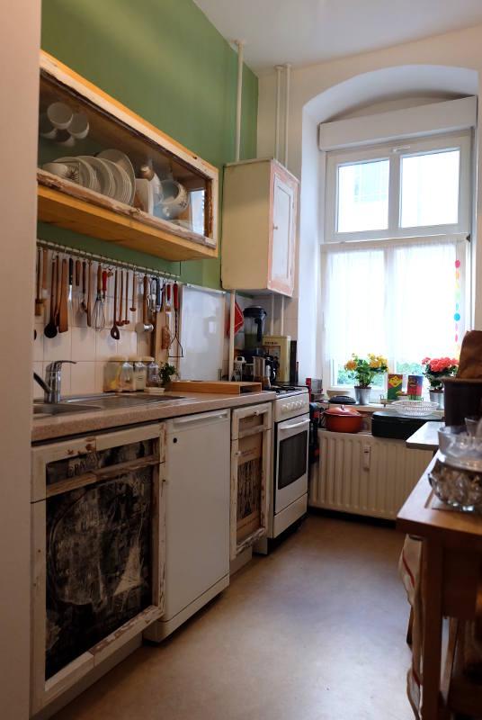 Kitchen Interior Design Upcycling Windows